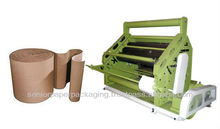 Oblique Type High Speed Single Facer Paper Corrugation Machinery