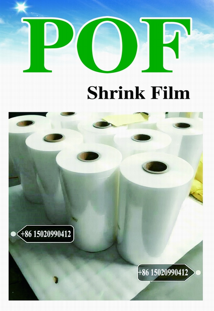 POF polyolefin Shrink Wrap Film