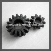 Russian car volga parts gear/elevator gear shaft machine,lada gear shaft,motorcycle primary drive gear