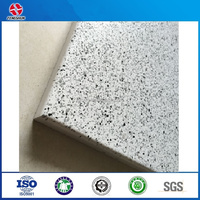 2.5 mm faux stone surface aluminum plate