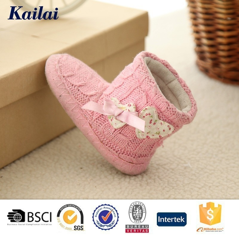 new born happy baby shoe wholesale