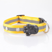 Free Shipping Wholesale LED Pet Collar Dog Collars For Poodle
