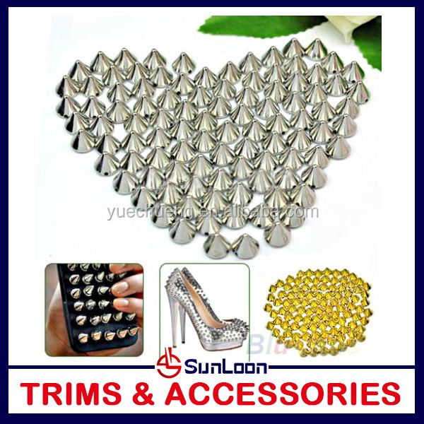 New product excellent quality metal dome stud for handbag