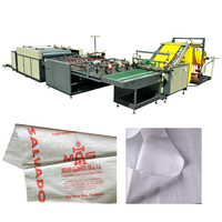 High Speed Type Woven Bags Cutting