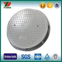 rubber manhole cover gasket and polymer composite manhole cover en124 a15