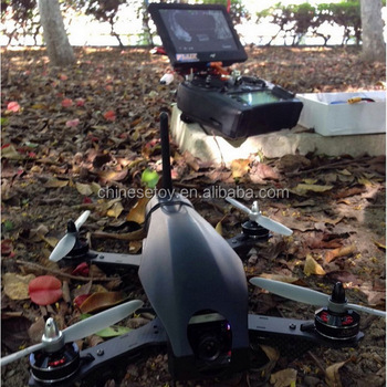 FX127 Highly Integrated Competition Drone 5.8Ghz 250 RC Quadcopter Drone Camera 70km/h max speed FPV Racing Drone