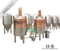 1-50 barrel turnkey beer brewing equipment manufacturer for can, keg, bottle or cask beer