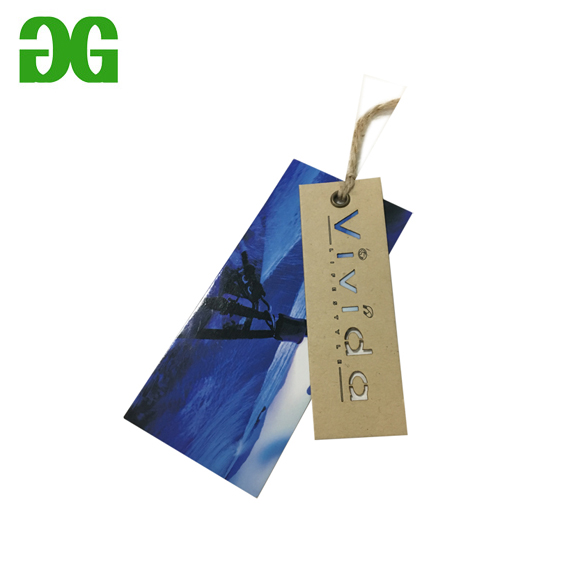 New design Oekotex 100 class 1 paper hang tags for clothing,jeans paper hang tag,cotton hang tag and label