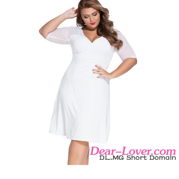 Fashionable Elegant Royal Blue Sugar and Spice plus size dresses sexy
