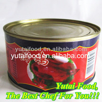 Halal Canned Meat Roasted Chicken Ready to Eat Meals