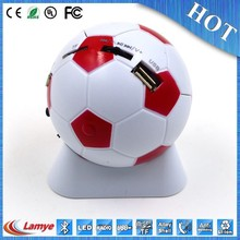multimedia subwoofer football portable 18 inch pa speaker