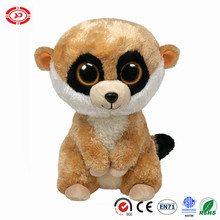 Beanie Boos Rebel the Meerkat big eyes plush soft stuffed toy