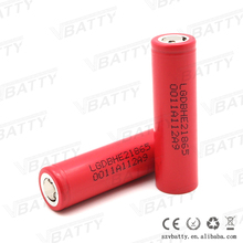 Original lgabhe2 35amp LG HE2 18650 battery for ecigs