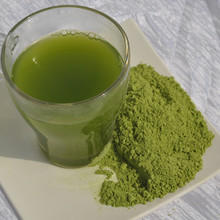 Barley Grass Powder Health food and food