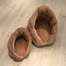 Warm Nice Cozy Pet Accessories Acrylic Clear Cat Bed Pet Beds