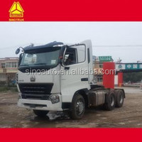 sinotruk howo a7 6*4 tractor truck