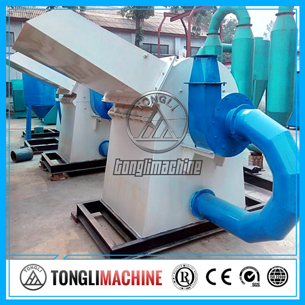 Wates wood and agricultural wastes cutting machine the sawdust crusher