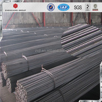 Alibaba website supply building material rebar sizes prices made in china