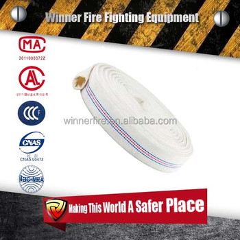 factory price PVC PU RUBBER EPDM lining fire hose