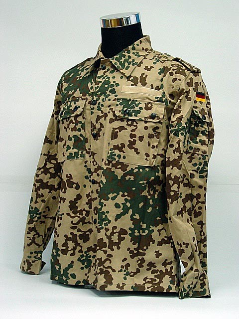 desert camouflage BDU uniform T/C 65/35 custom combat military tactical uniform army uniform