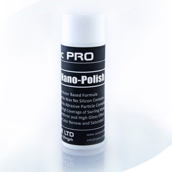 Ceramic Pro Nano-Polish non abrasive cleaner polish