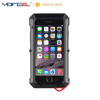 latest dropproof shockproof aluminum gorilla glass heavy duty metal case for iphone 7