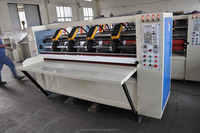 semi-auto slitter scorer packaging machine