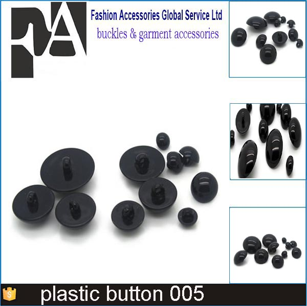 10MM PLATING HALF BALL BUTTON SHIRTBUTTON DRESS BUTTON Denim Black shirt BUTTON