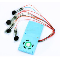 high quality electronic book pcb talking chip board recordable sound module/ sound chip for children's sound book