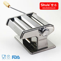 shule 150mm detachable pasta maker for making fresh pastas at home r