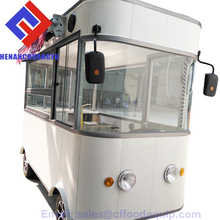 mobile food kiosk catering concession truck cooking trailer