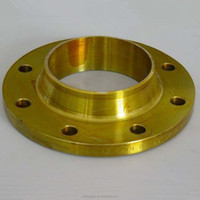 Screwed pipe flanges DIN2566 flanges