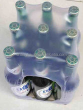 PVC/PET/OPS/OPP/BOPP/POF/PE PASTIC CLEAR TRANSPERANT HEAT SHRINK FILM LABEL FOR BOTTLE