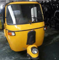 KST200ZK-2 200cc water cooling Closed Body Type and Motorized Driving Type 200CC india bajaj type tricycles