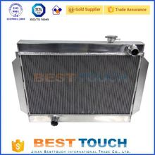 Good quality automotive water cooler radiators for mitsubishi engine