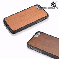 P&J OEM ODM factory for bamboo iphone 6 case, wood iphone 6 case luxury,for custom iphone 6 case 3d engraving