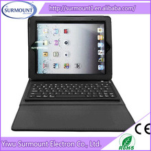 flip leather bluetooth tablet cover detachable keyboard tablet pc cover case
