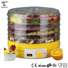 Professional Adjustable Temperature with ETL/CE/ROHS Food Dehydrator Machine