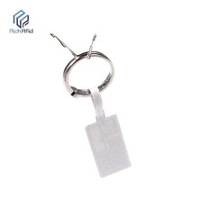 ISO18000-6C EPC Gen2 Passive UHF RFID Rewritable Jewelry tags Impinj Monza 5 chip 3-5m distance