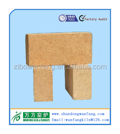 High Alumina Refractory Clay Brick