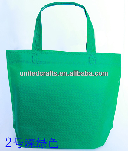 Personalized Pictures Printing Non Woven Shopping Bag In Cheap Price Small MOQ
