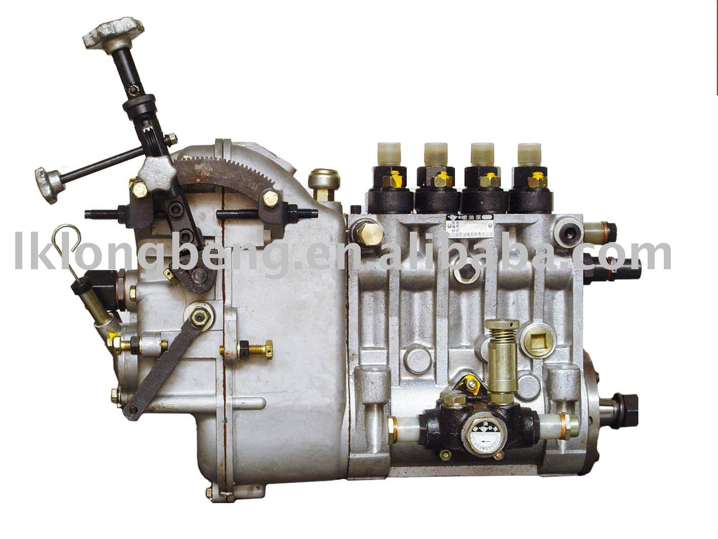 4 cylinders in-line P9 fuel injection pump