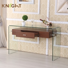 Cheap french style modern banquet hall furniture elegant contemporary hobby lobby console mirror table for sale