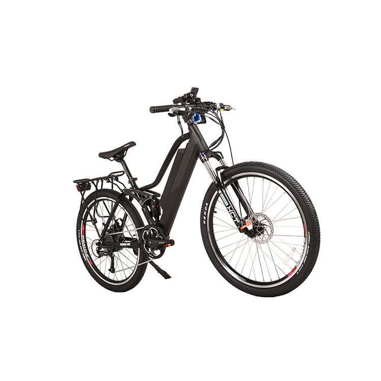OEM ODM factory Wholesale Imported 500w 36v10ah lithium battery cheap electric fat bike from china