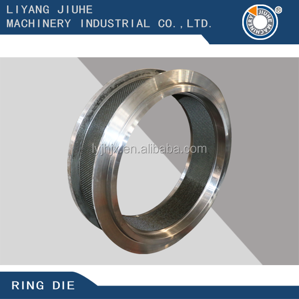 metal forging ring die for animal feed grinder and mixer