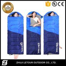 INBIKE Wholesale Waterproof Surface And Anti-Tear Polyester Fabric Military/Army/Kids/Adult Camping Sleeping Bags