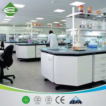 steel laboratory table lab furniture price with lab accessories