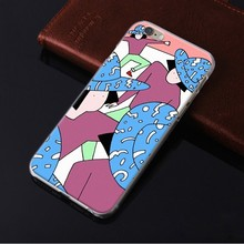 Blank ultra thin money anime case for sony xperia z for lenovo s60 for iphone 6 6s vape