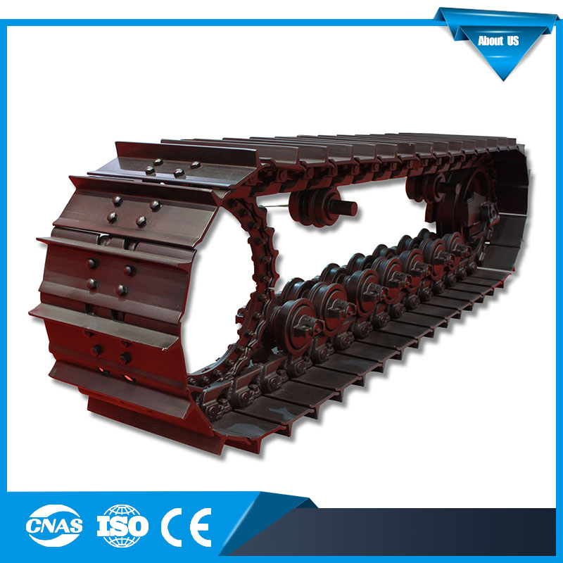 Factory sale OEM ODM track pad of crawler excavator undercarriage spare parts