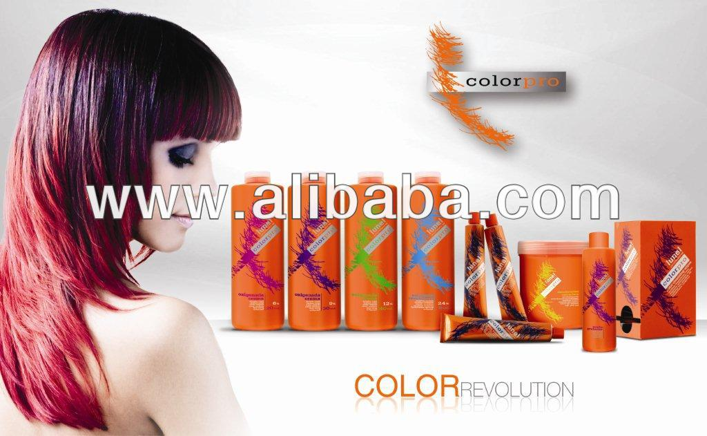 Colorpro - Hair colour range in 100 ml.
